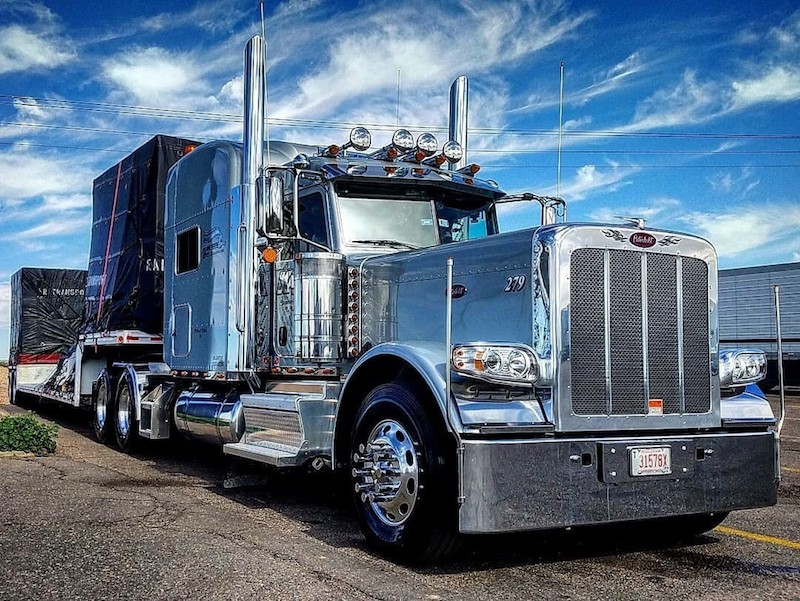 389 Peterbilt Kaiser Transport